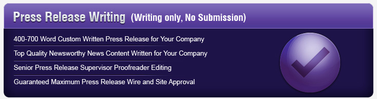 Press release writing service warrior forums