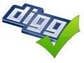 write articles digg icon
